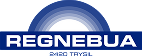 Logo, REGNEBUA AS